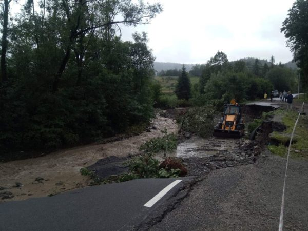 Zasadne Powódź