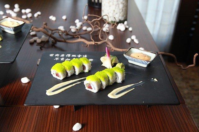 Kuchnia japońska w pigułce, czyli charakterystyczna etykieta